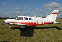 F-GKMX - P28A - Not Available