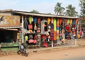 Pipili - Handicraft shop in Pipili