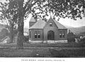 Pittsford Library ca1895 Vermont.jpg