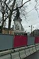 Place de la République (Paris), réaménagement, 2012-01-21 05.jpg
