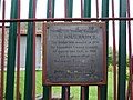 Plaque (Old Sol's Bridge) - geograph.org.uk - 431541.jpg