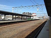 Platform of Beppu Station (north).JPG
