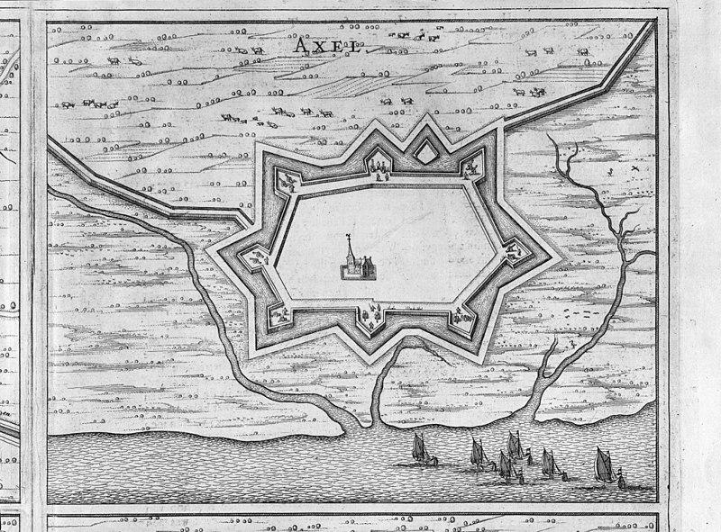 File:Plattegrond van J.Blaeu Rijksdienst voor de Monumenten Zorg te Zeist - Axel - 20026548 - RCE.jpg