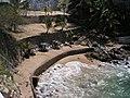 Playa El Secreto, Acapulco, Guerrero- El Secreto Beach, Acapulco, Guerrero (22938433139).jpg