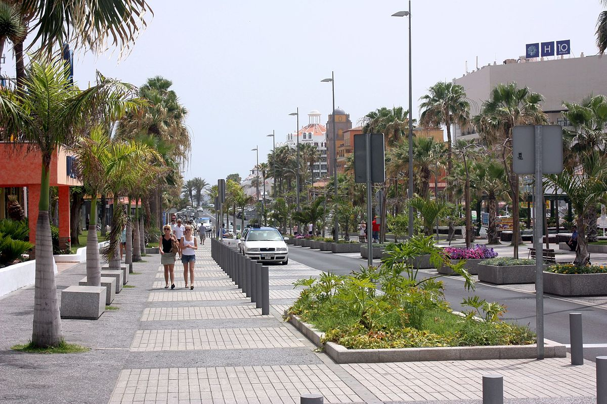 Hotels Santa Cruz De Tenerife Spain
