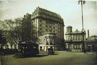 Plaza Hotel Buenos Aires - Image: Plaza Hotel (Peuser)
