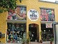 Plaza La Fiesta, tienda de artesanías mexicanas, Playa del Carmen. - panoramio.jpg