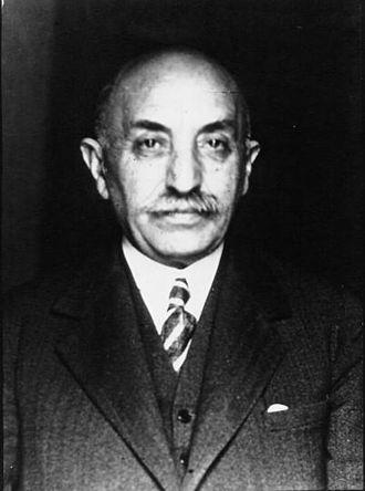 1936 Greek legislative election - Image: Pnagiotis Tsaldaris 1932