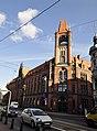 Poczta Główna Bydgoszcz, ul. Jagiellońska 6 - widok z ulicy Jagiellońskiej by AW.jpg