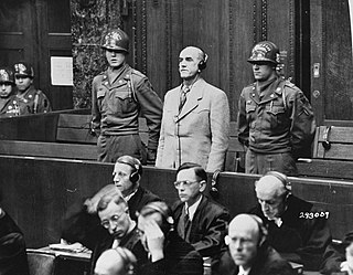 <i>Pohl trial</i> 4th of the Nuremberg Military Tribunals