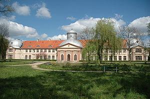 Milicz - Milicz Palace
