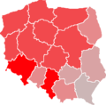 Polish parliamentary election 2007 voter turnout growth.png