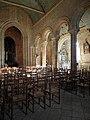 Pont-Croix (29) Collégiale N.D. de Roscudon Intérieur 05.JPG