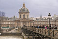 Pont des Arts towards Institut de France Paris.jpg