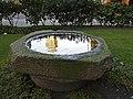 Pool in St Olave's Garden, London EC1 - geograph.org.uk - 1088251.jpg