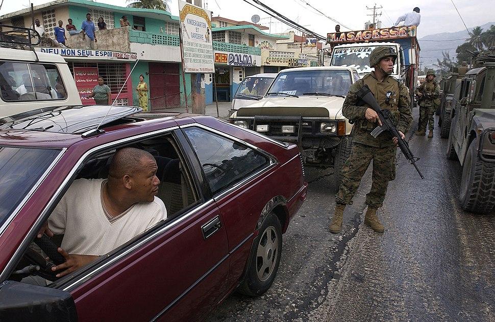 Port-au-Prince med