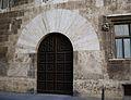 Porta de la plaça Manises, palau de la Generalitat Valenciana.JPG