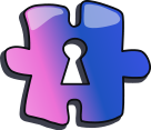 A portal icon for Portal:Transgender, based on...