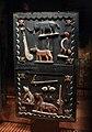Portes du palais du roi Glèlè-Musée du quai Branly 03.jpg