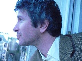 Éric Vuillard - Éric Vuillard in 2009
