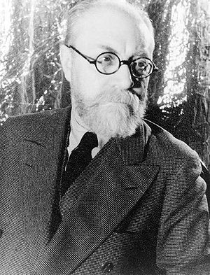 Portrait of Henri Matisse 1933 May 20