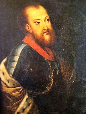 Luís of Portugal, Duke of Beja - Image: Portrait of Infante Luis, Duke of Beja, Belem Collection