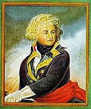 Portrait of Jean Baptiste Kléber (late 18th century)
