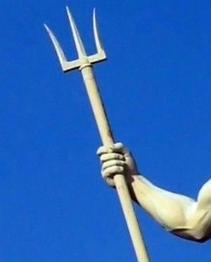 Trident - Poseidon's trident