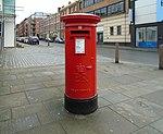 Post box on Duke Street, Liverpool.jpg