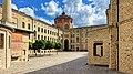 Postamt Rohrpost Rear courtyard Berlin Germany May 2021.jpg