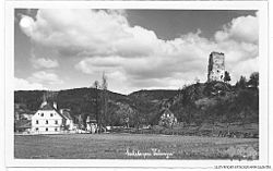 Postcard of Šalek Castle.jpg