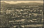 Postcard of Ljubljana view 1918.jpg
