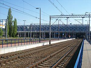 Poznań Główny railway station - Poznań Główny railway station