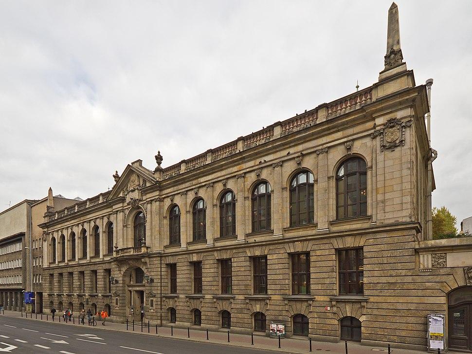 Poznan 10-2013 img08 University Library