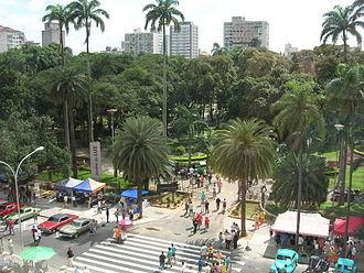 Bom Retiro (district of São Paulo) - Photograph of Jardim da Luz
