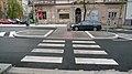 Praha 10 ulice Ruska 13 prechod s ostruvkem.JPG