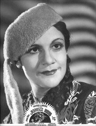 Esther Victoria Abraham - Pramila in the 1959 film Jungle King.