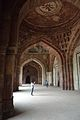 Prayer Hall - Qila-e-Kuhna Masjid - Southward View - Old Fort - New Delhi 2014-05-13 2884.JPG