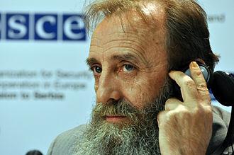Predrag Marković - Marković in 2011
