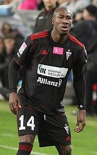 Préjuce Nakoulma Burkinabe footballer