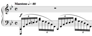 Preludes, Op. 23 (Rachmaninoff) - No. 2