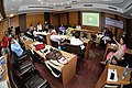 Presentation-Discussion by Past Fellows - VMPME Workshop - Science City - Kolkata 2015-07-15 8775.JPG