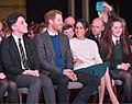 Prince Harry and Ms Markel attend 'Amazing The Space' event (39160293510).jpg