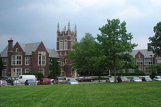 Cranbury, New Jersey - Princeton High School