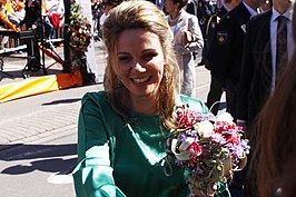 Prinses Annette in 2012