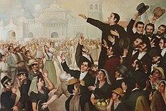 Proclama de libertad (indep. Centroamérica)