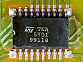 Profitronic VCR7501VPS - head amplifier board - STMicroelectronics TEA5701-0070.jpg
