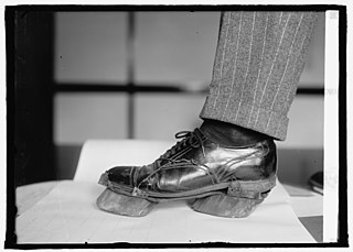 Image result for prohibition cow shoes