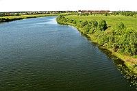 Pronya river in Spassky district of Ryazan Oblast 02.jpg