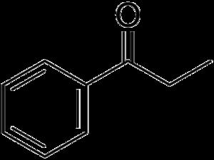 Propiophenone - Image: Propiophenone